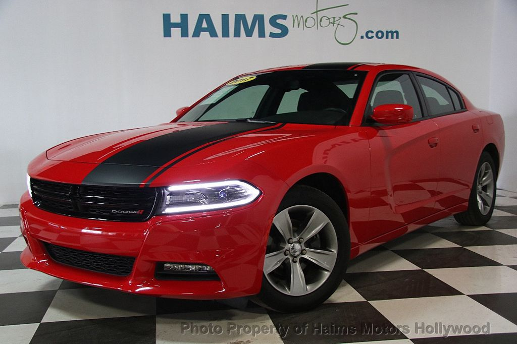 2017 Used Dodge Charger SXT RWD at Haims Motors Serving ...