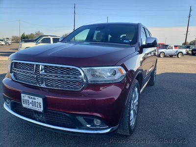 2017 Dodge Durango Citadel Anodized Platinum AWD - Click to see full-size photo viewer