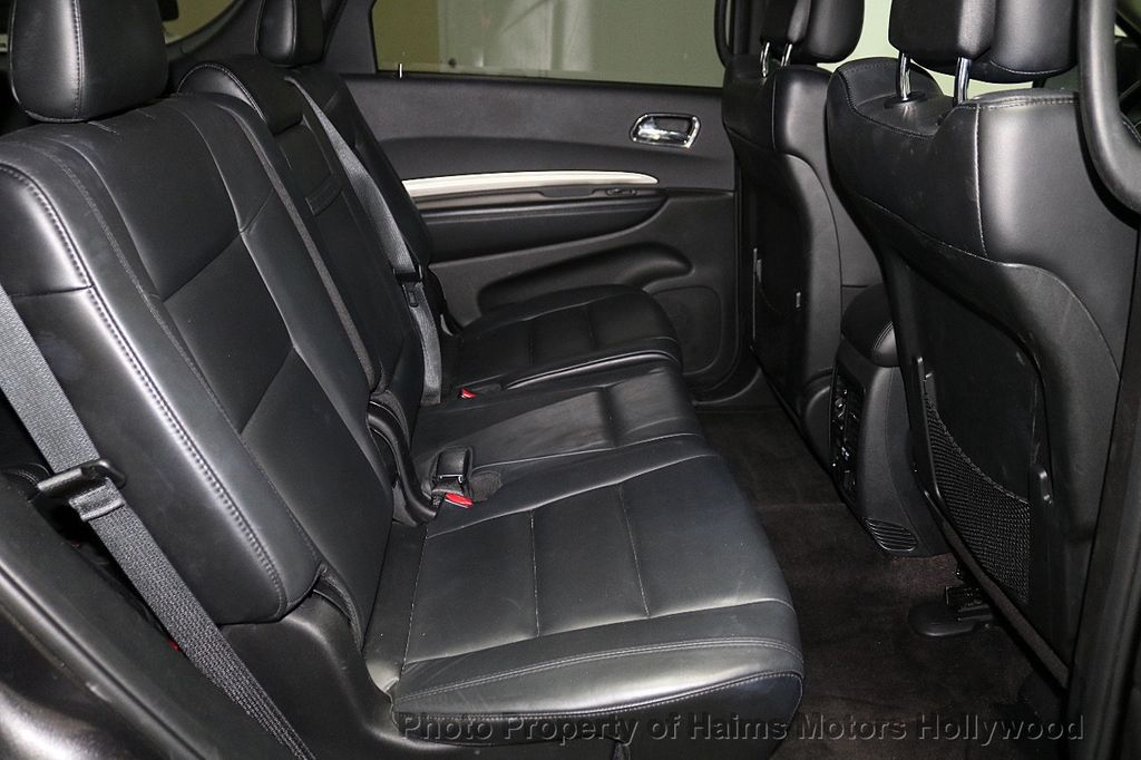 2017 Dodge Durango GT AWD - 18074959 - 16