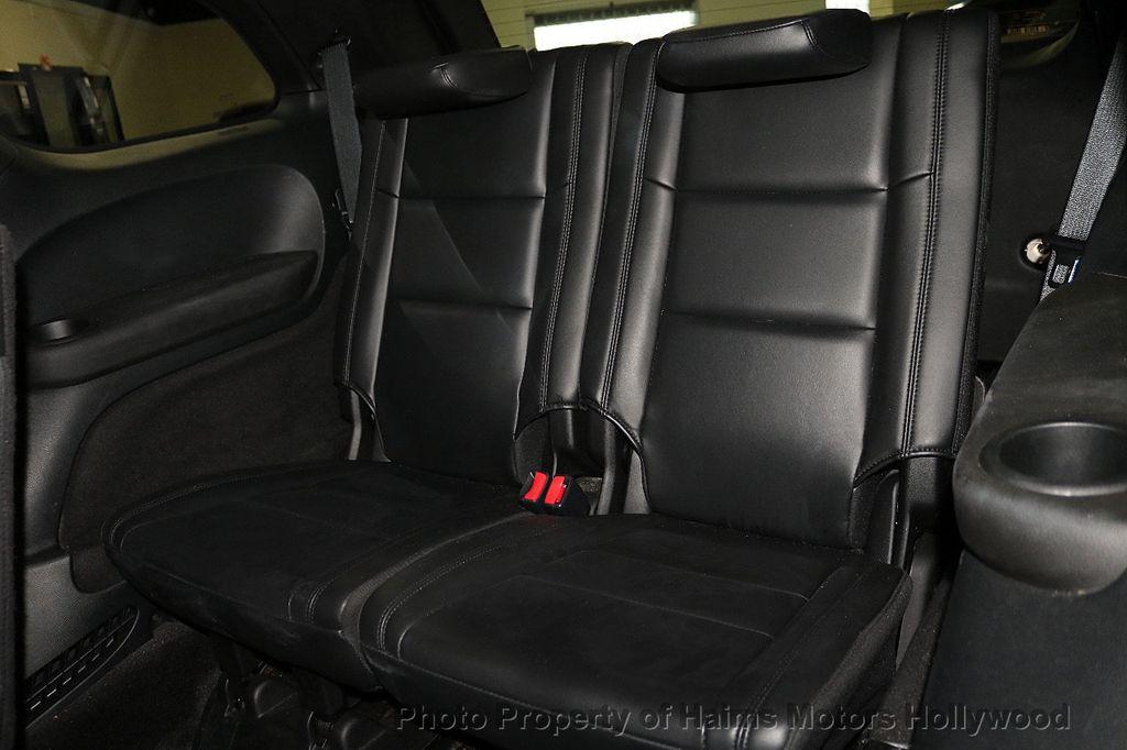 2017 Dodge Durango GT AWD - 18074959 - 19
