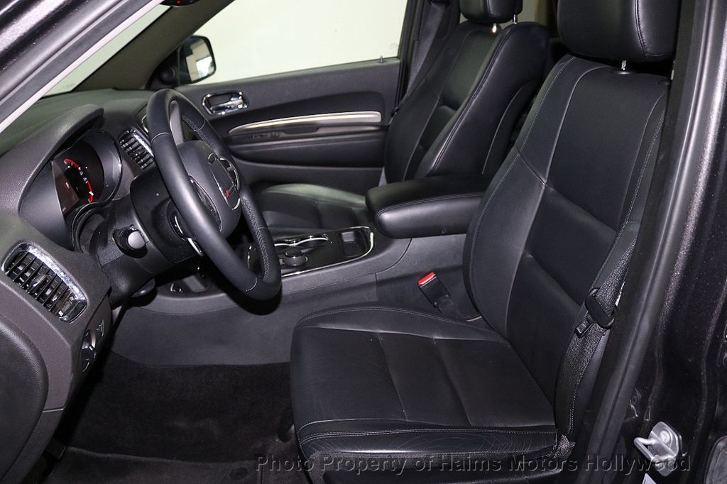 2017 Dodge Durango GT AWD - 18074959 - 20