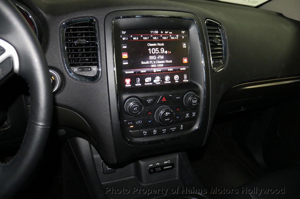 2017 Dodge Durango GT AWD - 18074959 - 22