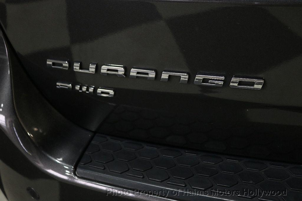 2017 Dodge Durango GT AWD - 18074959 - 8