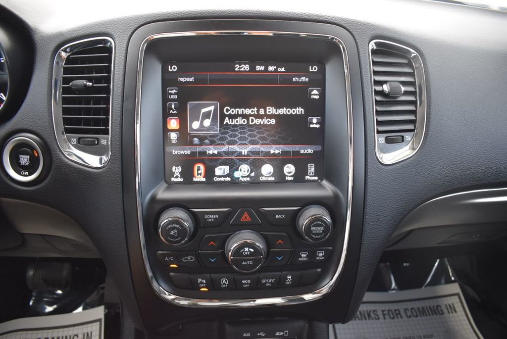 2017 Dodge Durango GT RWD - 18290910 - 20