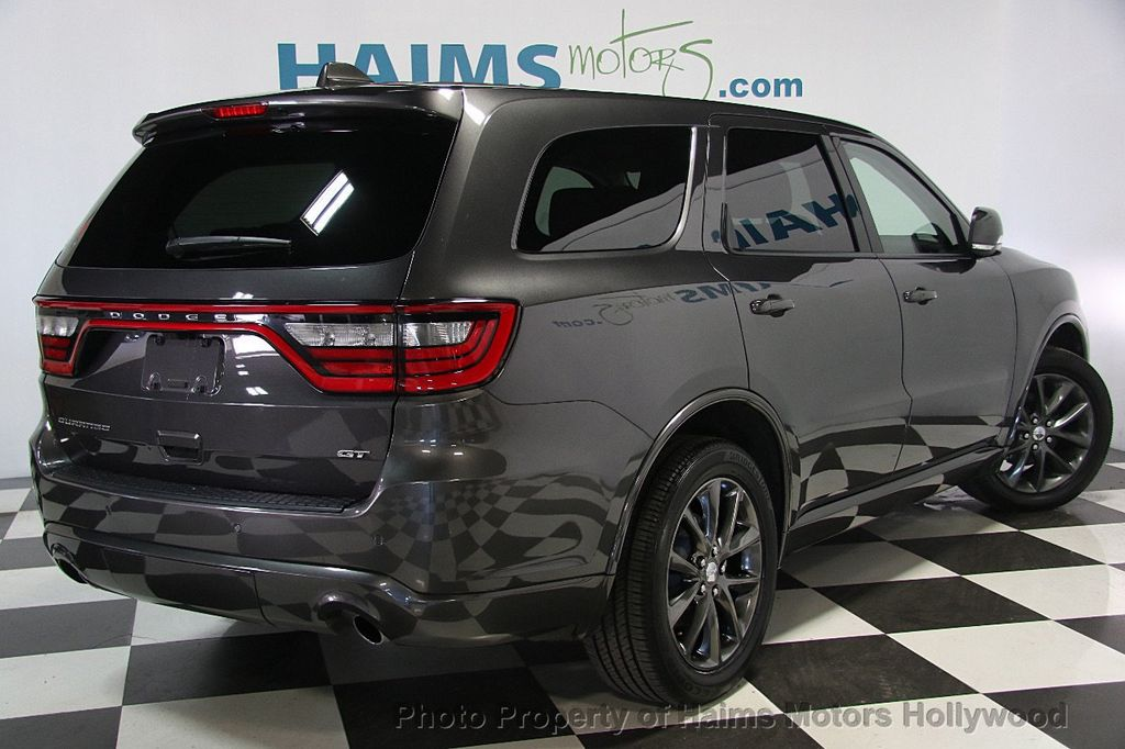 2017 used dodge durango gt rwd at haims motors ft lauderdale serving lauderdale lakes fl iid. Black Bedroom Furniture Sets. Home Design Ideas