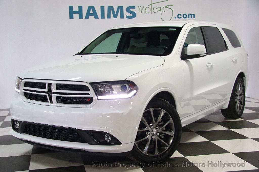 Used Dodge Durango >> 2017 Used Dodge Durango Gt Rwd At Haims Motors Serving Fort