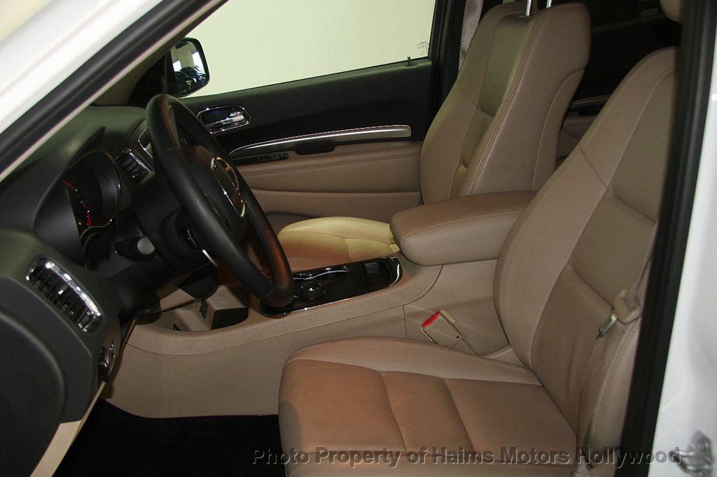 2017 Dodge Durango GT RWD - 17848548 - 21