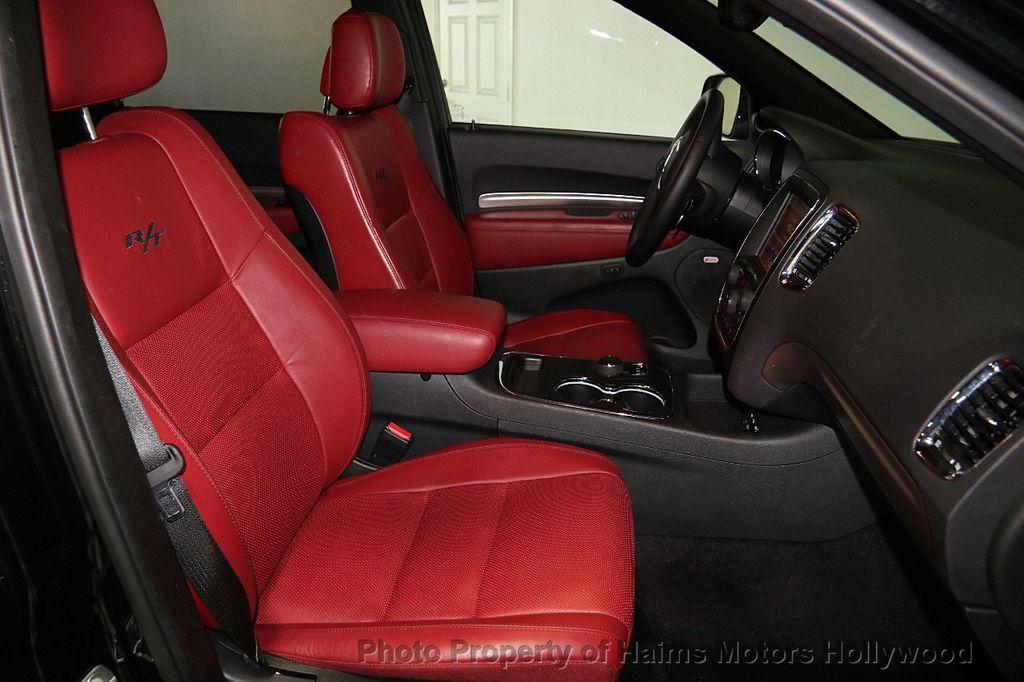 2017 Dodge Durango R T Rwd 16566612 12