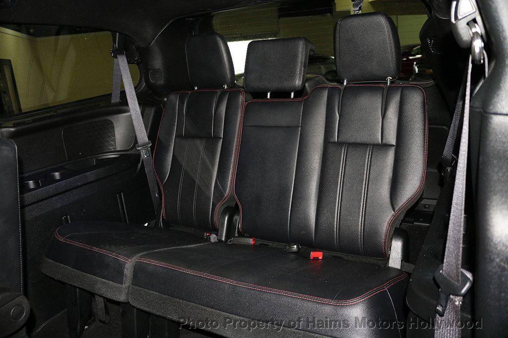 2017 Dodge Grand Caravan GT Wagon - 17536474 - 20