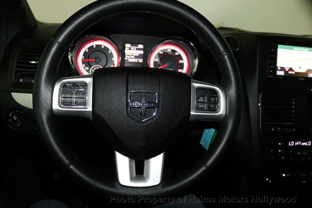 2017 Dodge Grand Caravan GT Wagon - 17536474 - 30