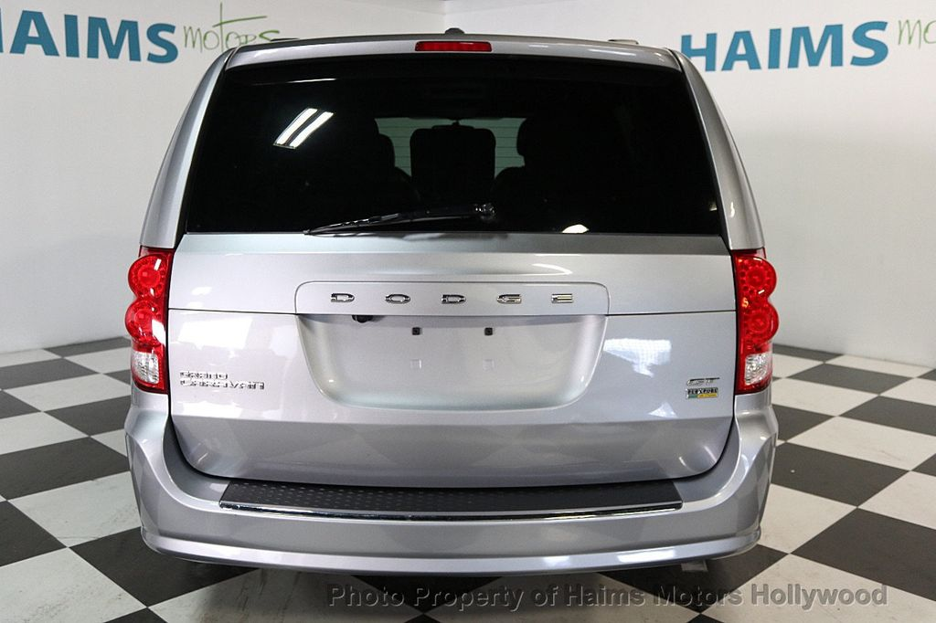 2017 Dodge Grand Caravan GT Wagon - 17536474 - 5