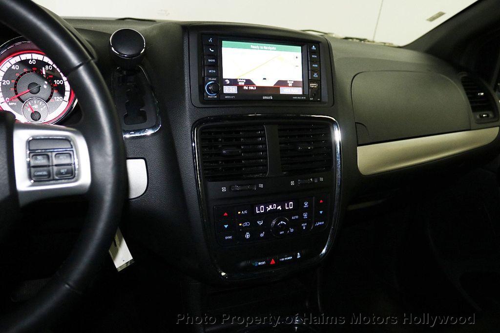 2017 Dodge Grand Caravan GT Wagon - 18112618 - 22
