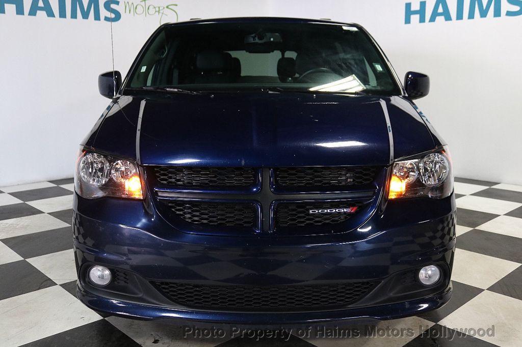 2017 Dodge Grand Caravan GT Wagon - 18112618 - 2