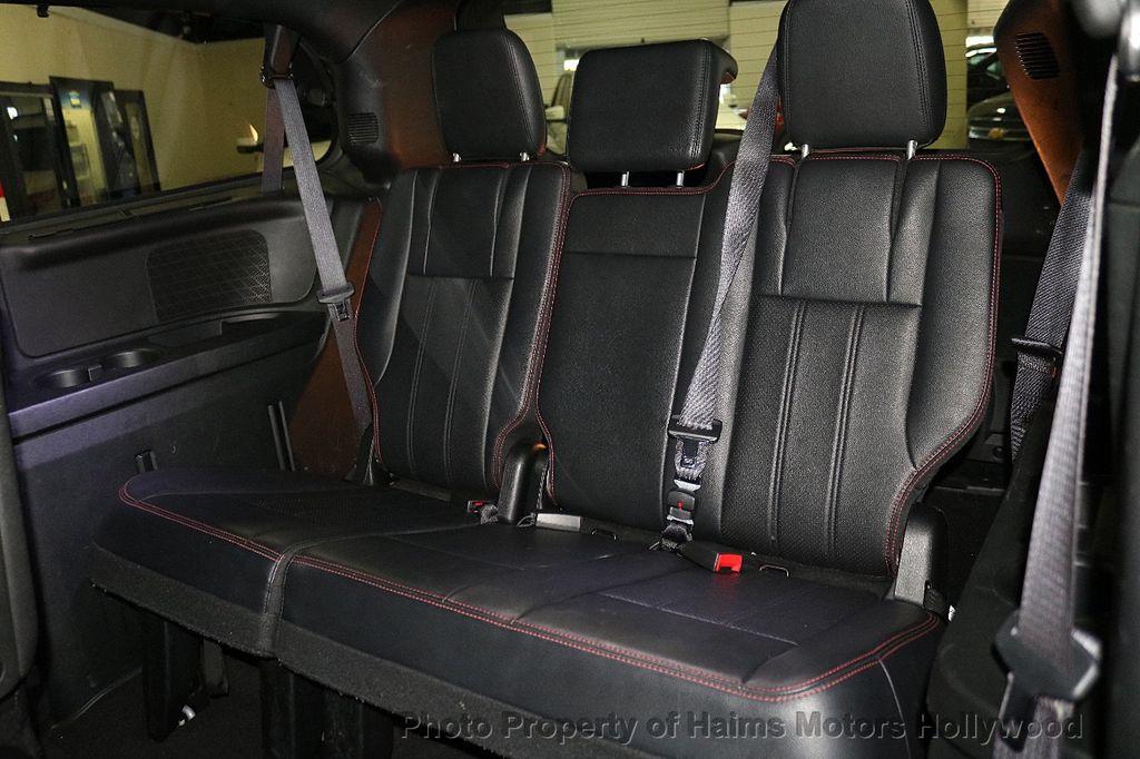 2017 Dodge Grand Caravan GT Wagon - 18512819 - 20