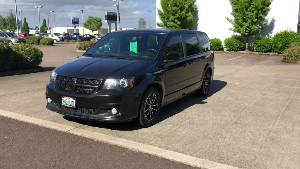2017 Used Dodge Grand Caravan Gt Wagon At Hertz Car Sales Of Albany Or Iid 20078491