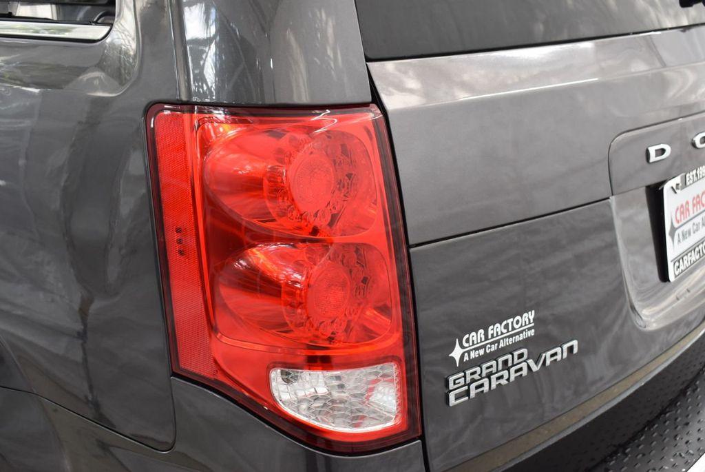 2017 Dodge Grand Caravan SXT Wagon - 18592303 - 4