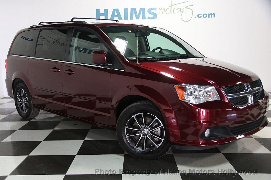 2017 used dodge grand caravan sxt wagon at haims motors serving fort lauderdale hollywood. Black Bedroom Furniture Sets. Home Design Ideas
