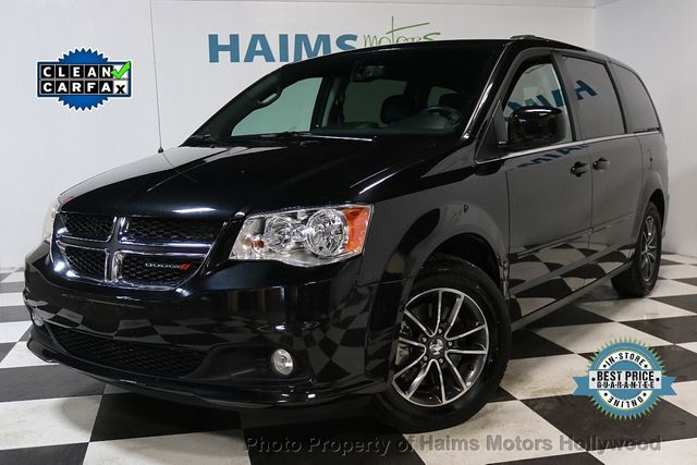 2017 Dodge Grand Caravan Sxt Wagon Van 2c4rdgcg3hr738079 0
