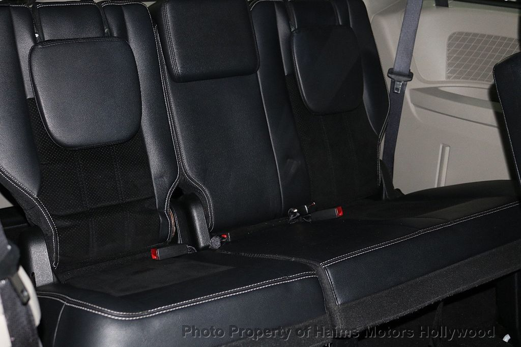 2017 Dodge Grand Caravan SXT Wagon - 18047666 - 18