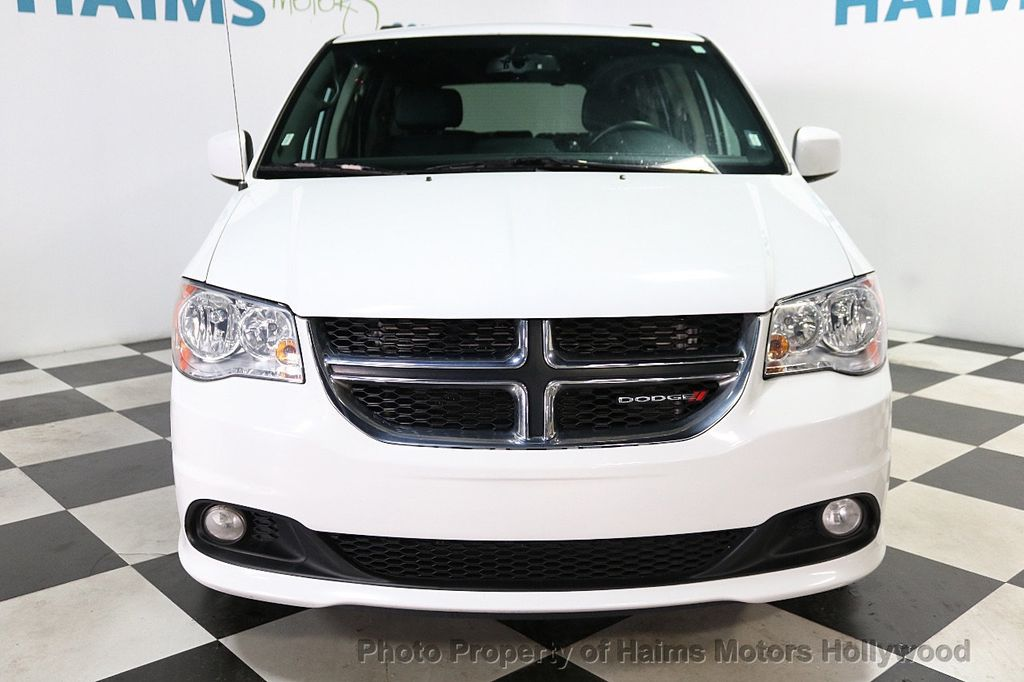 2017 Dodge Grand Caravan SXT Wagon - 18047666 - 2