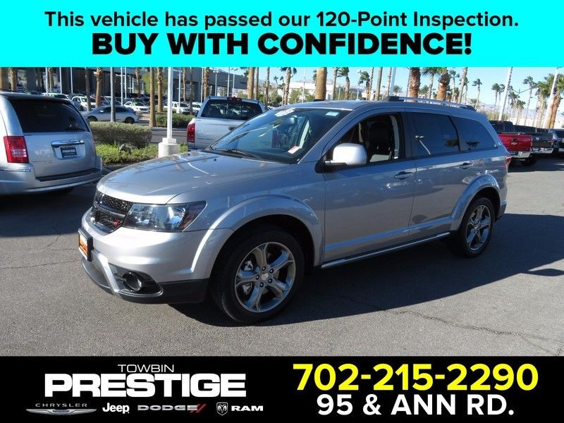 2017 Dodge Journey CROSSROAD - 17103259 - 0