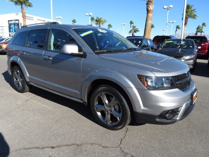 2017 Dodge Journey CROSSROAD - 17103259 - 2