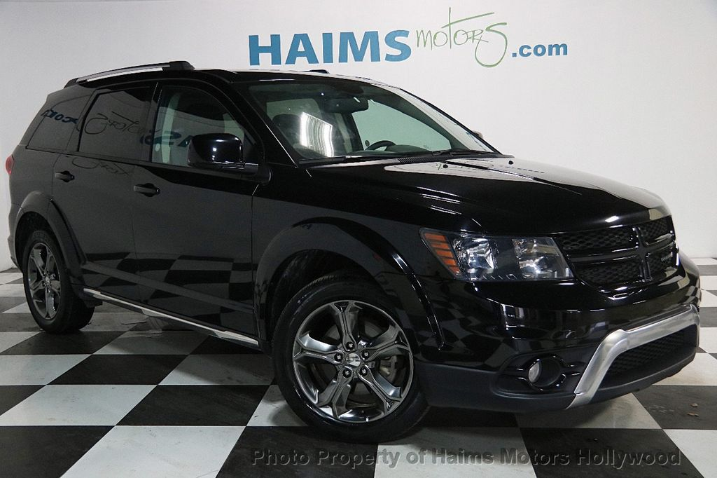 2017 Dodge Journey Crossroad FWD - 17417499 - 3