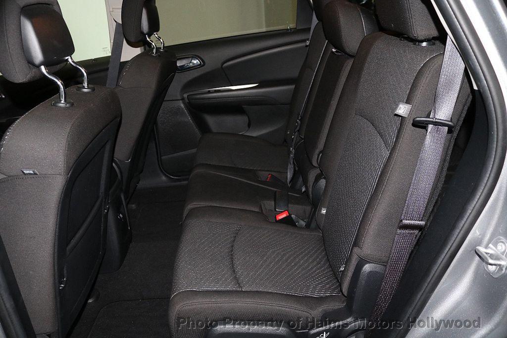 2017 Dodge Journey SXT FWD - 17656246 - 19