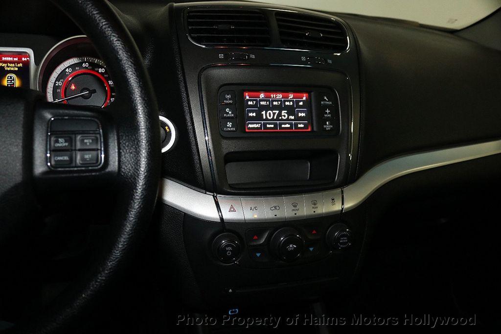 2017 Dodge Journey SXT FWD - 17656246 - 22