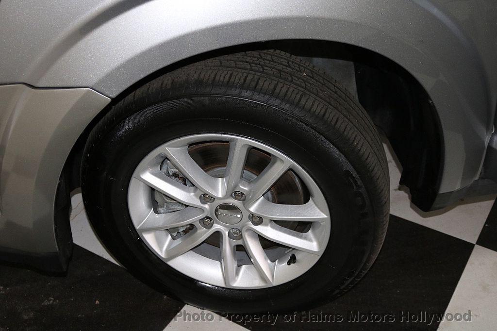 2017 Dodge Journey SXT FWD - 17656246 - 33