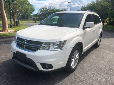 2017 Dodge Journey SXT FWD SUV