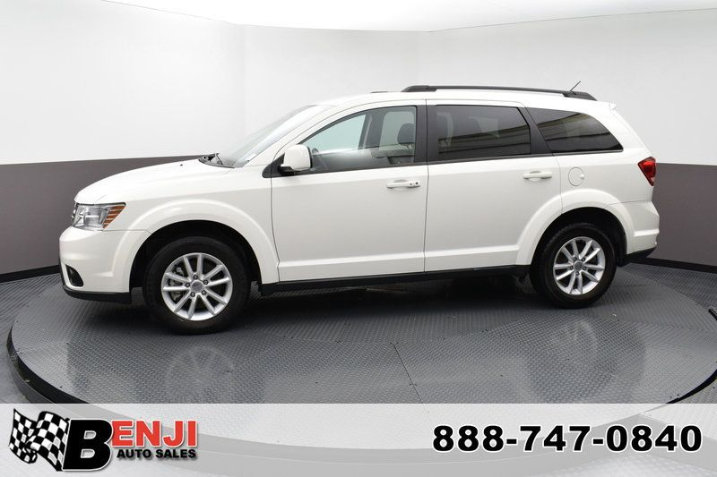 2017 Dodge Journey SXT FWD - 18585544 - 0