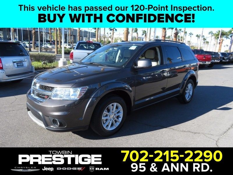 2017 Dodge Journey SXT FWD - 17104135 - 0