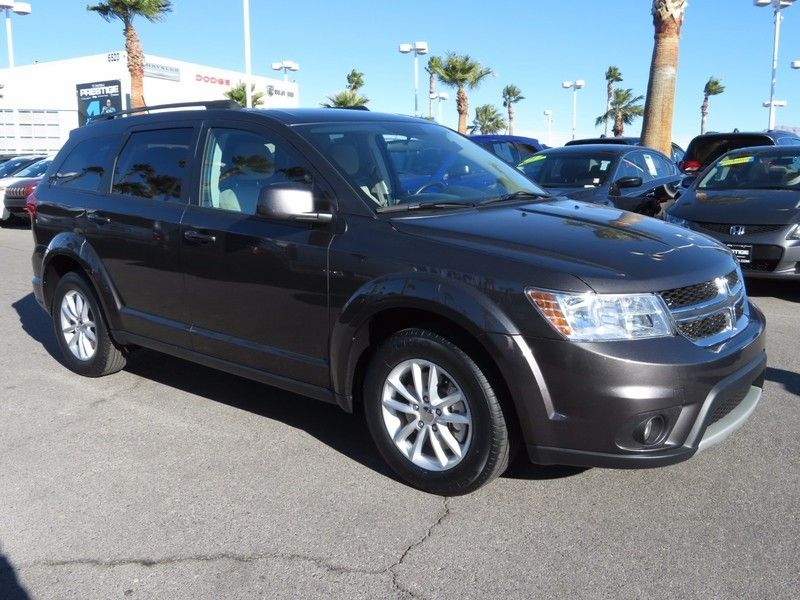 2017 Dodge Journey SXT FWD - 17104135 - 2
