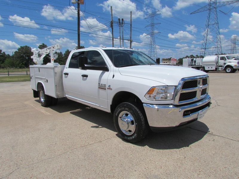 2017 Dodge Ram 3500 Mechanics Service Truck 4x4 - 17286887 - 1
