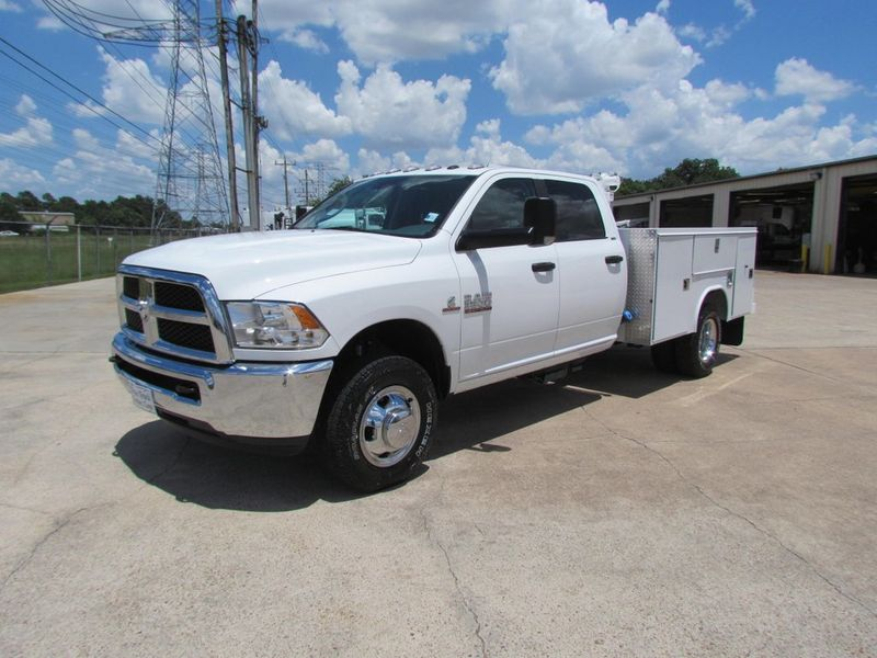 2017 Dodge Ram 3500 Mechanics Service Truck 4x4 - 17286887 - 3