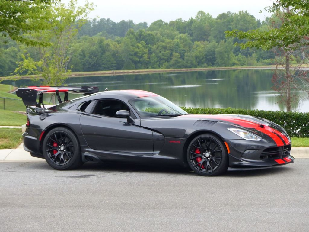 2017 Dodge Viper Acr Coupe 17958361 1
