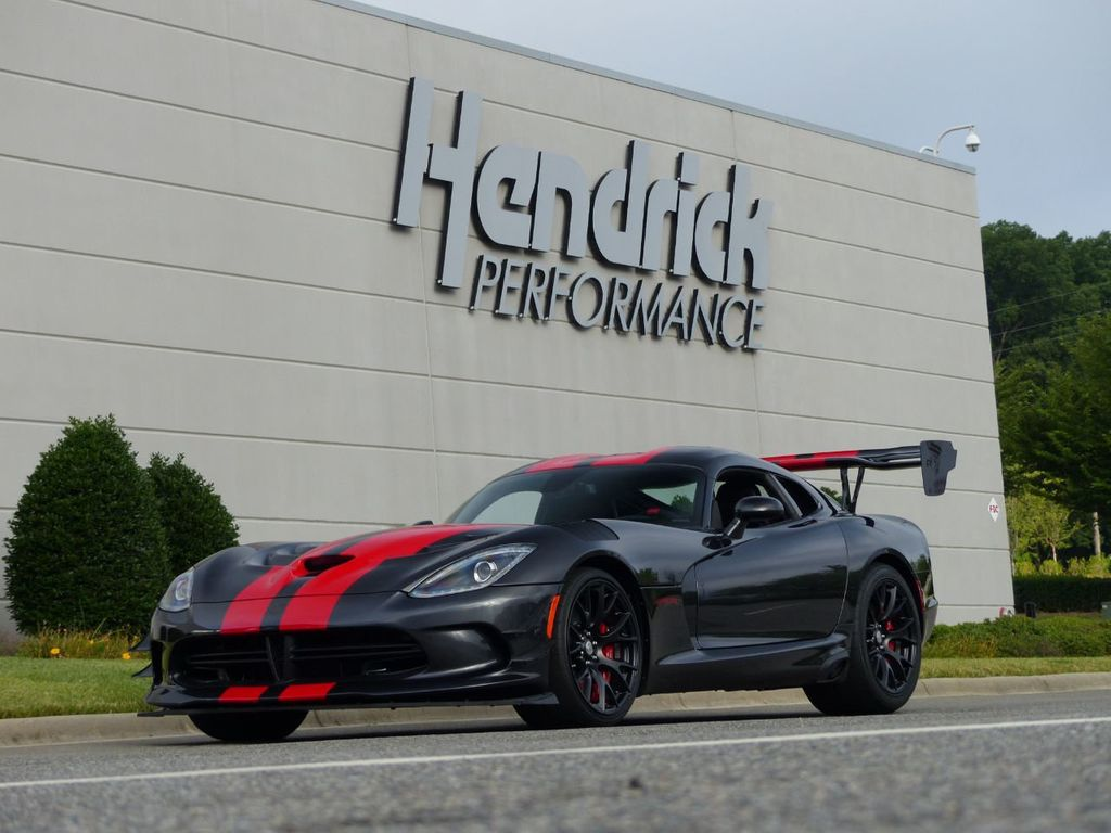 2017 Dodge Viper Acr Coupe 17958361 95