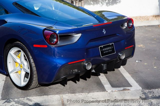 aa00c23d6be068 2017 Used Ferrari 488 GTB Coupe at Pagani Beverly Hills