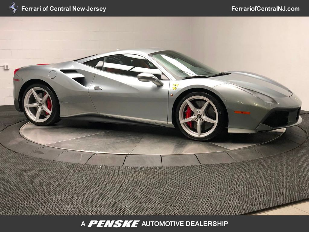 Dealer Video - 2017 Ferrari 488 GTB Coupe - 18266584