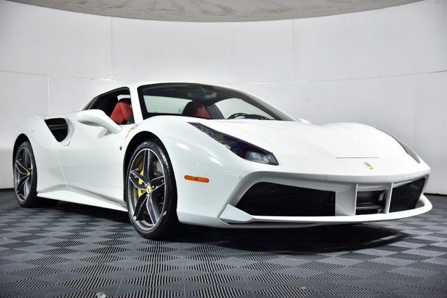 2017 Ferrari 488 Spider >> 2017 Ferrari 488 Spider Convertible For Sale Miami Fl 289 900 Motorcar Com