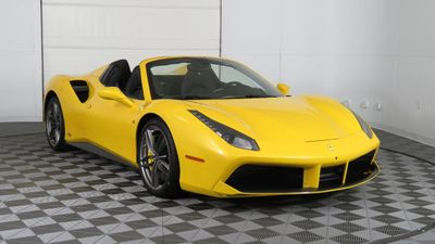 2017 Ferrari 488 Spider Convertible - Click to see full-size photo viewer