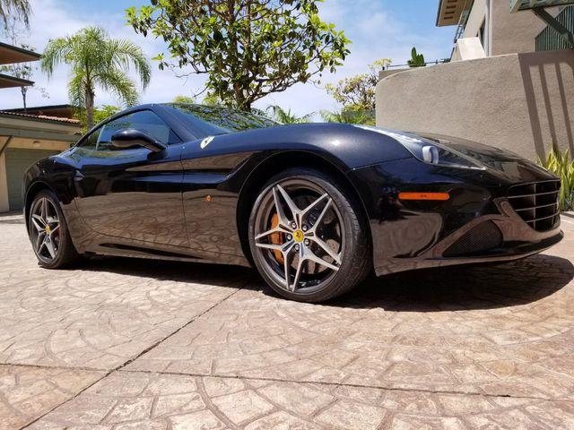 2017 Used Ferrari California T CALIFORNIA T at Sports Car Company, Inc.  Serving La Jolla, CA, IID 19078690