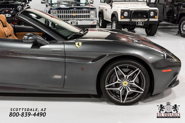 2017 Ferrari California T Convertible - Click to see full-size photo viewer