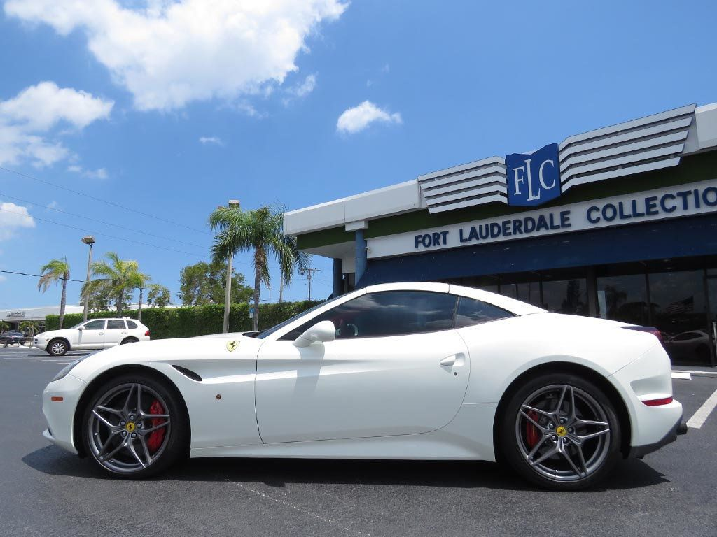 2017 Used Ferrari California T Convertible With Handling Speciale