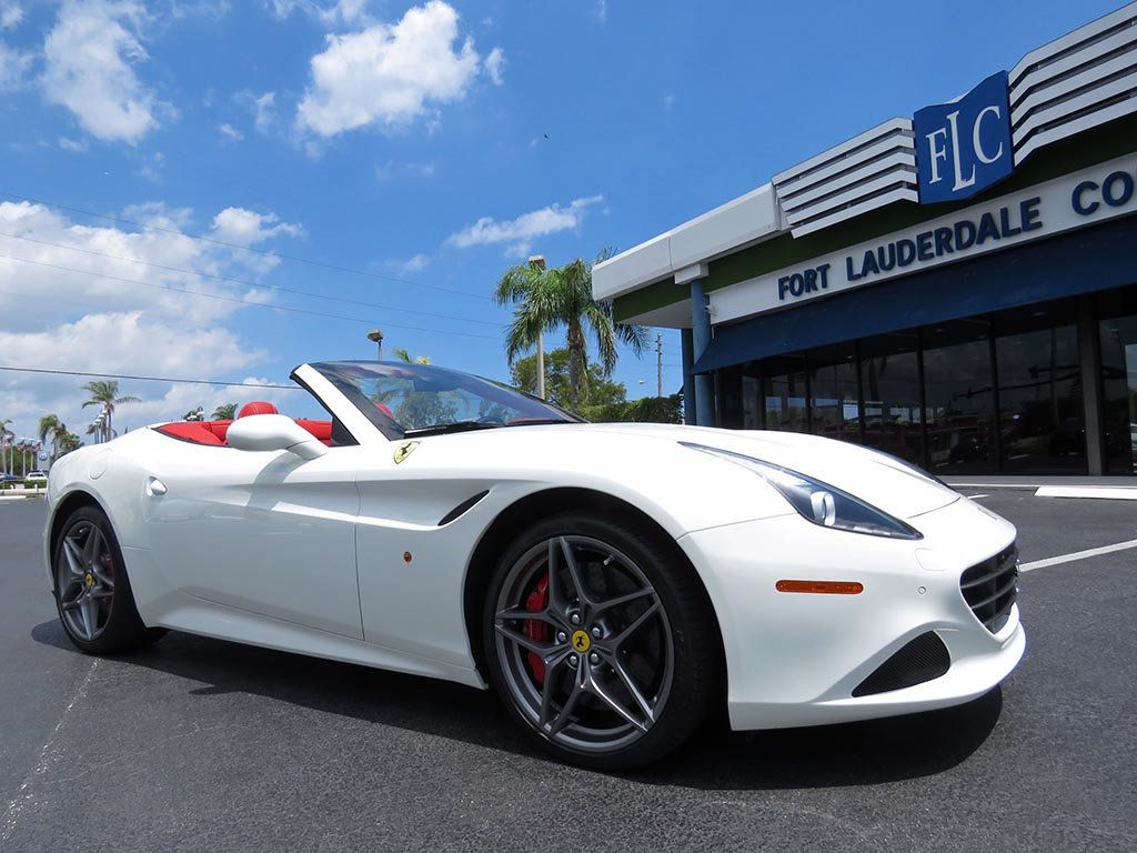 2017 Ferrari California T Convertible with Handling Speciale Package - 17532386 - 2
