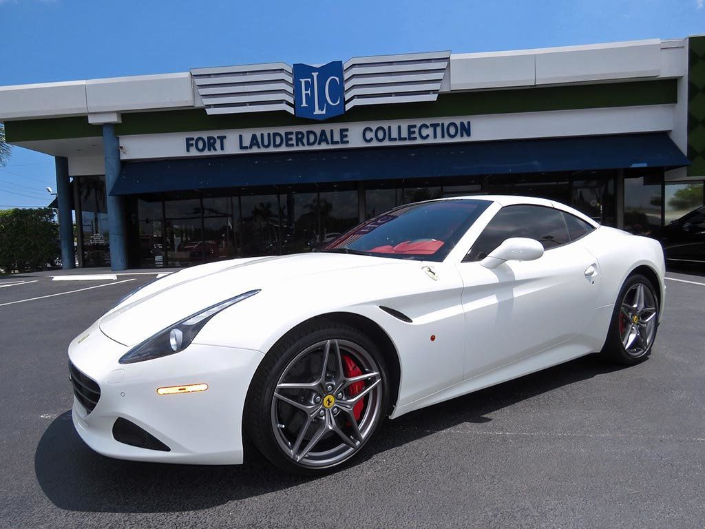 2017 Ferrari California T Convertible with Handling Speciale Package - 17532386 - 3