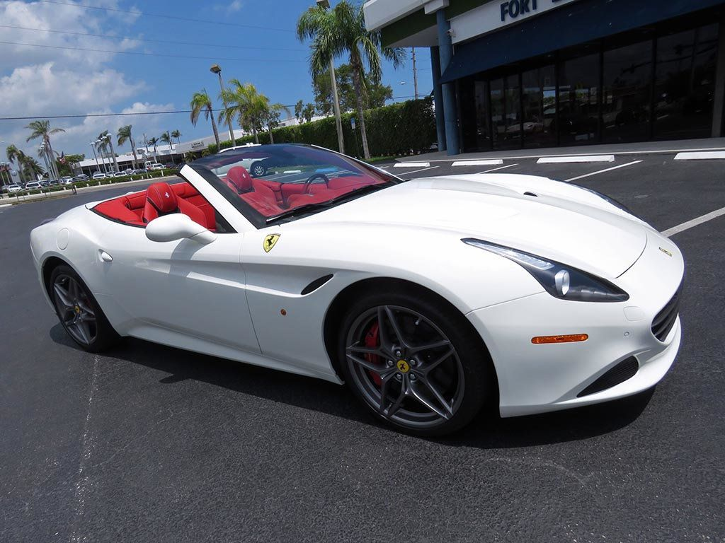 2017 Ferrari California T Convertible with Handling Speciale Package - 17532386 - 54