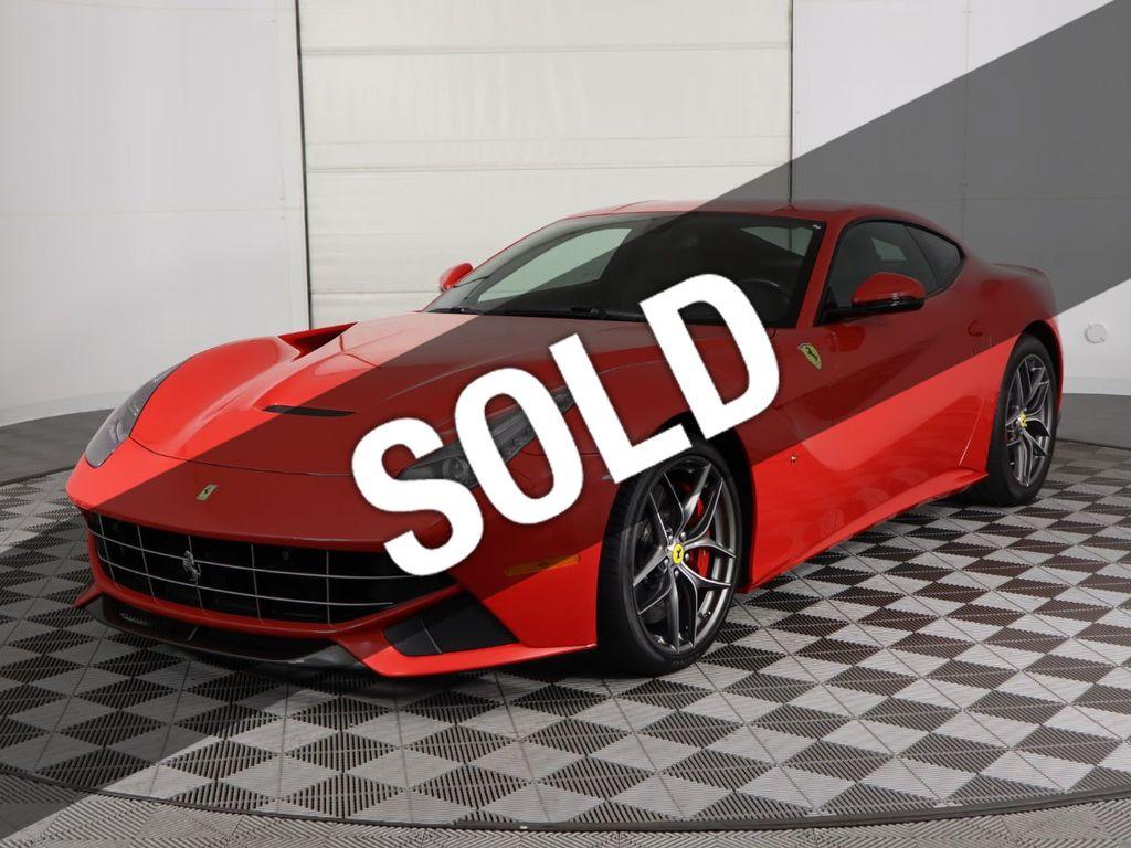 2017 Ferrari F12berlinetta Coupe - 18556639 - 0