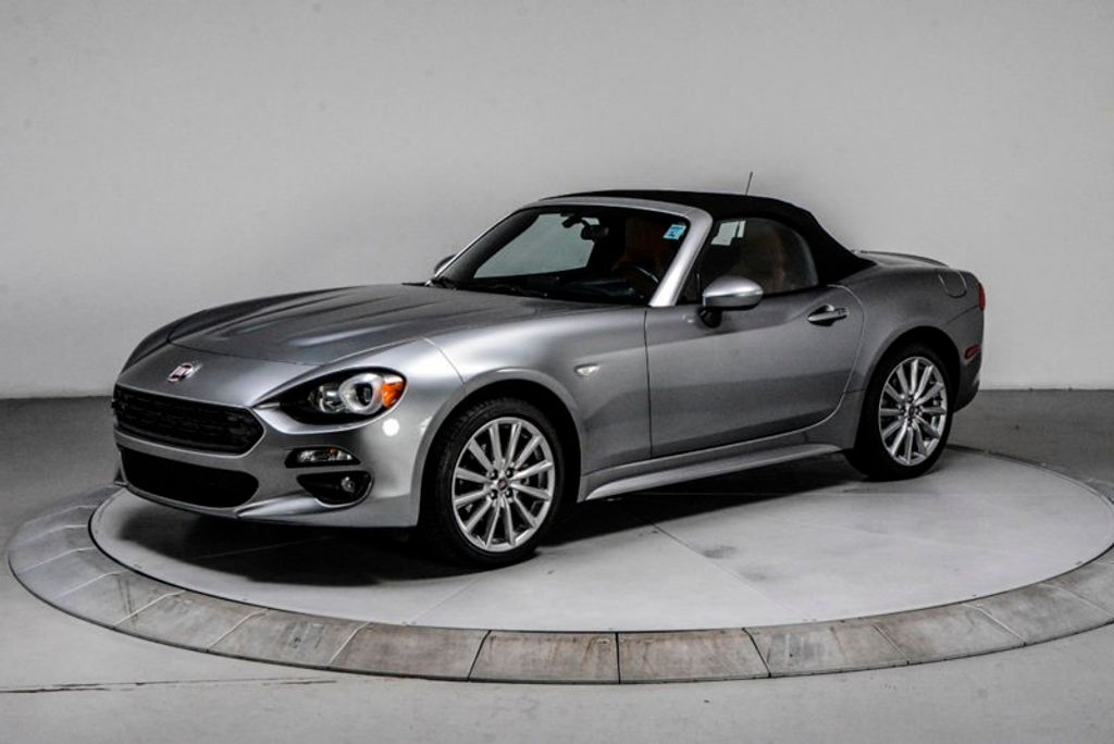 2017 FIAT 124 Spider Lusso Convertible - 18052700 - 1